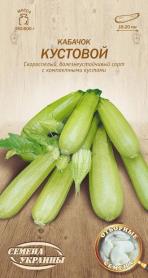 Семена кабачка Кустовой, 3г, Отборные Семена фото