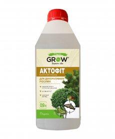 Биоинсектицид Актофит для декоративных растений, 0.9л, ТМ Grow фото