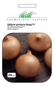 Семена лука золотистого Кэнди F1, 200шт, Професійне насіння фото