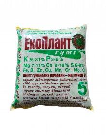 Органическое удобрение Экоплант Гуми, 5кг фото