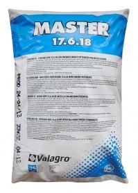 Комплексное минеральное удобрение Master (Мастер), 25кг, NPK 17.6.18, Valagro (Валагро) фото