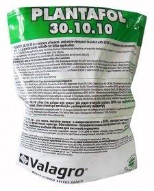 Комплексное минеральное удобрение для начала вегетации Plantafol (Плантафол), 1кг, NPK 30.10.10, Valagro (Валагро) фото