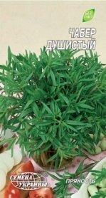 Семена чабера душистого, 0.5г, Семена Украины фото