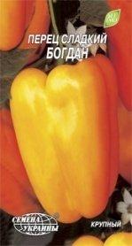 Семена перца сладкого Богдан, 0.3г, Семена Украины фото