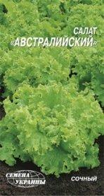 Семена салата листового Австралийский, 1г, Семена Украины фото