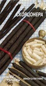 Семена скорцонеры, 1г, Семена Украины фото