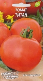 Семена томата Титан, 0.2г, Семена Украины фото