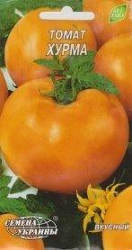 Семена томата Хурма, 0.2г, Семена Украины фото