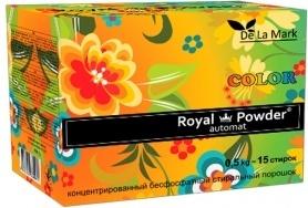 Бесфосфатный стиральный порошок для цветных вещей, 0.5кг, Royal Powder фото