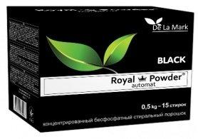 Бесфосфатный стиральный порошок для черных вещей, 0.5кг, Royal Powder фото