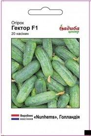 Семена огурца Гектор F1, 20шт, Nunhems, Голландия, семена Садиба Центр фото
