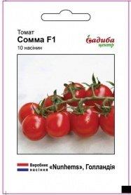 Семена томата Сомма F1, 10шт,  Nunhems, Голландия, семена Садиба Центр фото