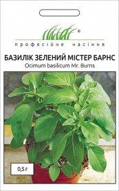 Семена базилика Мистер Барнс, 0.5г, Hem, Голландия, Професійне насіння фото