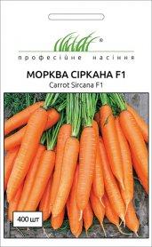 Семена моркови Сиркана F1, 400шт, Nunhems, Голландия, Професійне насіння фото