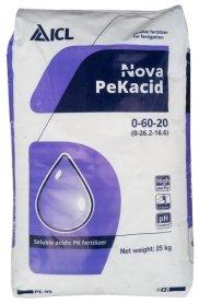 Комплексное минеральное удобрение Pekacid (Пекацид), 25кг, NPK 0.60.20 фото