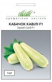 Семена кабачка Кавили F1, 5шт, Nunhems, Голландия, Професійне насіння фото