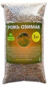 Семена ржи озимой, 1кг, TM ROSLA (Росла) фото