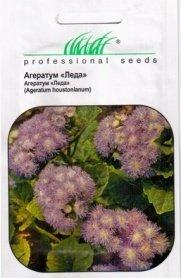 Семена агератума Леда, 0.25г, Hem, Голландия, Професійне насіння фото