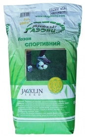 Газонная трава спортивная Jacklin Seeds (Жаклин Сидс), 5кг фото