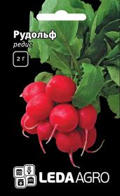 Семена редиса Рудольф F1, 2г, Bejo, Голландия, семена Леда Агро фото