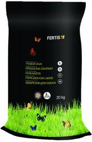 Комплексное минеральное удобрение для газона Arvi (Арви) Fertis, 20кг, NPK 17.6.11+МЕ фото
