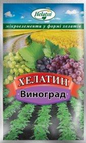 Микроэлементы Хелатин Виноград, 50мл фото