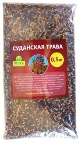 Семена суданской травы, 0.5кг, TM ROSLA (Росла) фото