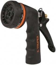 Пистолет садовый для полива, разнорежымный, Truper, PR-208 фото