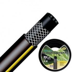 Поливочный шланг Black Crystal 13мм (1/2'), 50м, Аквапульс фото