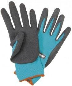 Перчатки для работы с грунтом, размер L, Gardena, 00207 фото