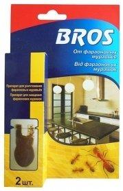Средство от фараоновых муравьёв, 2шт, BROS фото
