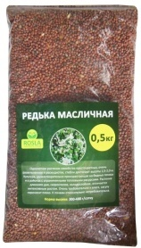 Семена редьки масличной, 0.5кг, TM ROSLA (Росла) фото