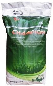 Газонная трава спортивная Champion, 4кг, TM Dr. Green, Simplot (Канада) фото