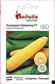 Семена кукурузы Оверленд F1, 20шт, Syngenta, Голландия, Садиба Центр фото