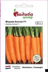 Семена моркови Колтан, 400шт, Nunhems Zaden, Голландия, семена Садиба Центр фото