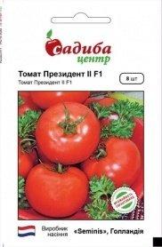 Семена томата Президент F1, 8шт, Seminis, Голландия, семена Садиба Центр фото