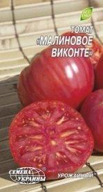 Семена томата Малиновое виконте, 0.2г, Семена Украины фото