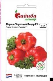 Семена перца Красный Рыцарь F1, 8шт, Seminis, Голландия, Садиба Центр фото