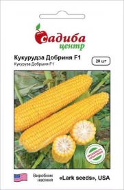 Семена кукурузы Добрыня F1, 20шт, Lark Seeds, США, Садиба Центр фото