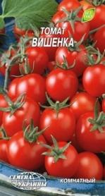 Семена томата Вишенка, 0.2г, Семена Украины фото