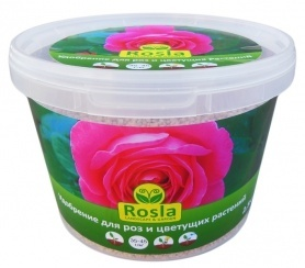 Комплексное минеральное удобрение для роз и цветущих растений, NPK 10.6.12+МЕ, 2.5кг, TM ROSLA (Росла) фото