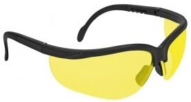 Очки защитные Sport, желтые, Truper, LEDE-SA фото