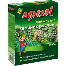 Комплексное минеральное удобрение для хвойных растений Agrecol (Агрекол), 1.2кг, NPK 14.14.21 фото