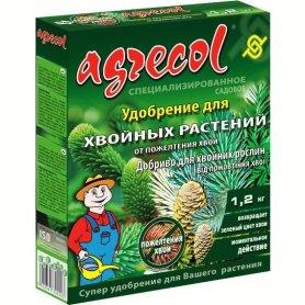 Комплексное минеральное удобрение от пожелтения хвои Agrecol (Агрекол), 1.2кг фото